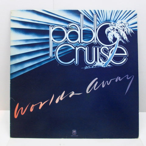 PABLO CRUISE (パブロ・クルーズ)  - Worlds Away (Dutch Orig.LP)
