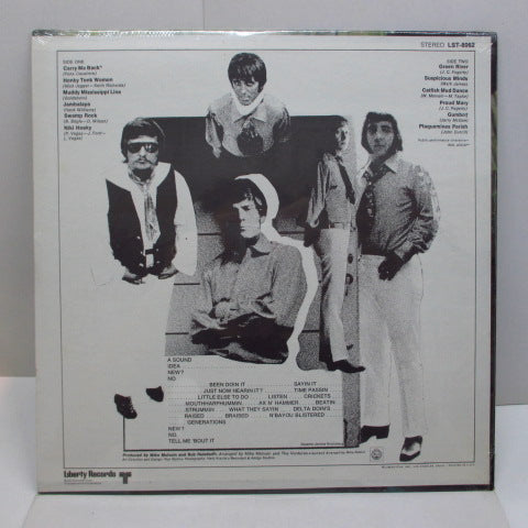 VENTURES - Swamp Rock (US Orig.STEREO/Seald!)