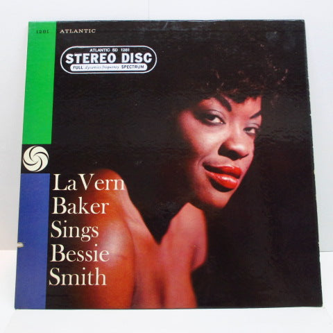 LAVERN BAKER - LaVern Baker Sings Bessie Smith (US 60's Re Stereo LP/CS)