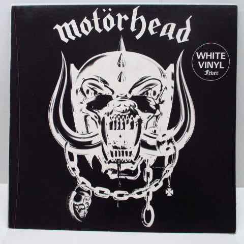 MOTORHEAD - S.T. (UK Ltd.White Vinyl LP)