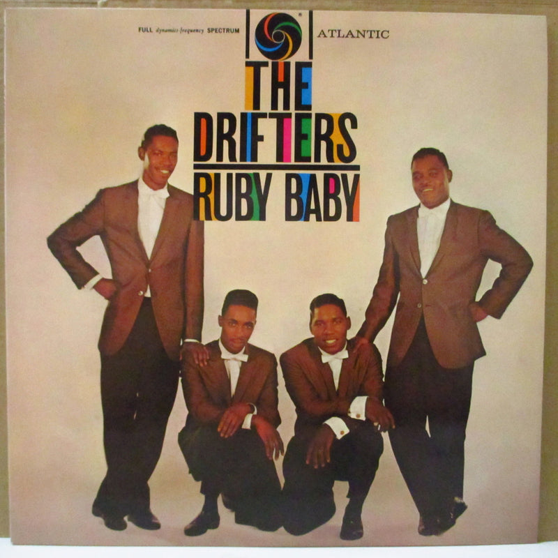 DRIFTERS (ドリフターズ)  - Ruby Baby (Japan Orig.Mono LP)