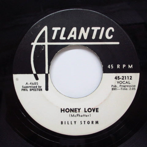 BILLY STORM - Honey Love (Promo)