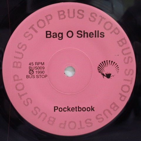 "BAG O SHELLS-Pocketbook +2 (US Orig.7 "")"