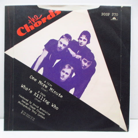 "CHORDS, THE - One More Minute (UK Orig.7"")"