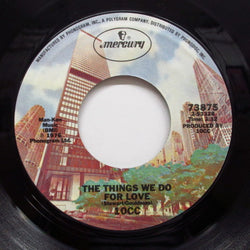 10 CC - The Things We Do For Love (US:Orig.)