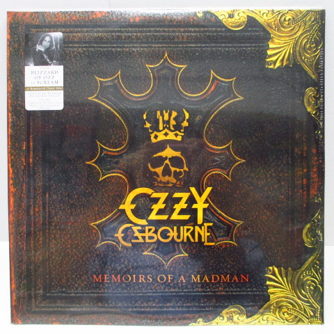 OZZY OSBOURNE - Memoirs Of A Madman (EU Ltd.2 x Picture LP)