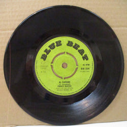 "PRINCE BUSTER - Al Capone (UK 60's Re Light Green Lbl.Round Center 7"")"