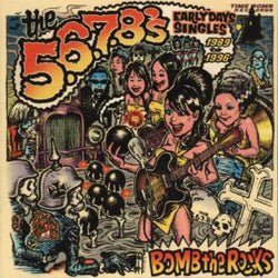 5.6.7.8'S - BOMB THE ROCKS (2xLP)