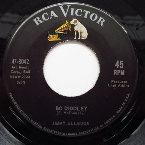 JIMMY ELLEDGE - Bo Diddley / Diamonds (Orig)