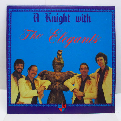 ELEGANTS - A Knight With The Elegants (Orig)