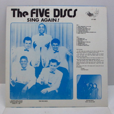 FIVE DISCS-Sing Again! (Orig)