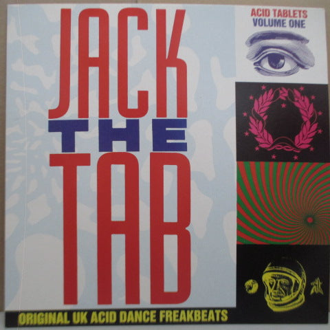 JACK THE TAB - Acid Tablets Volume One (UK Orig.LP)