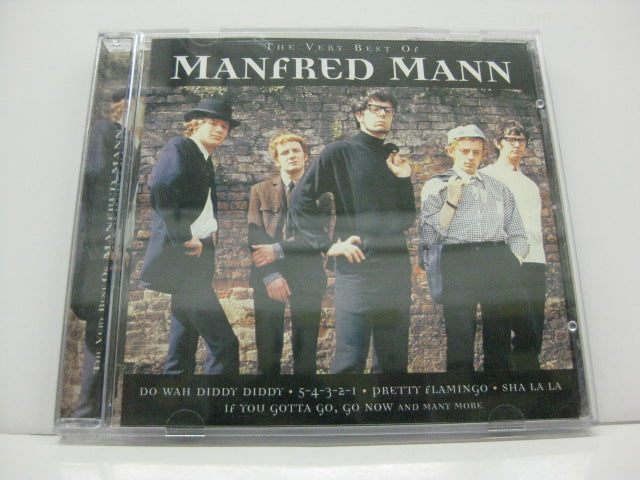 MANFRED MANN - The Very Best Of Manfred Mann