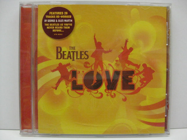 BEATLES - Love (EURO '06 Press 2xCD)
