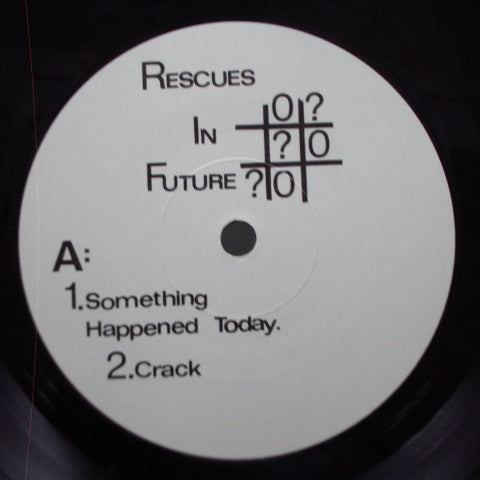 "R.I.F. (Rescues In Future) - Something Happened Today (Sweden Orig.7"")"