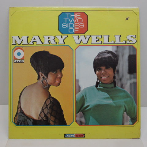 MARY WELLS - The Two Sides Of Mary Wells (US:Orig/MONO)