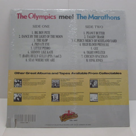 OLYMPICS / MARATHONS - The Olympics Meet The Marathons (US:Comp.)