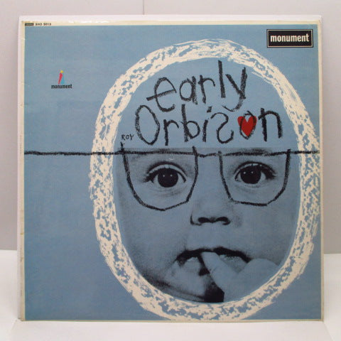 ROY ORBISON - Early Orbison (UK Orig/STEREO)