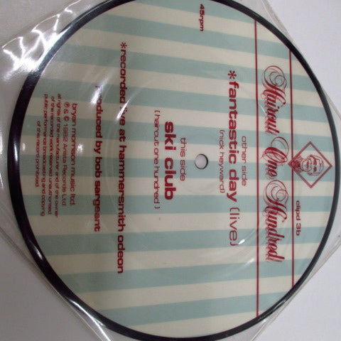 "HAIRCUT ONE HUNDRED - Fantastic Day (UK Ltd.Picture 7""+PVC)"