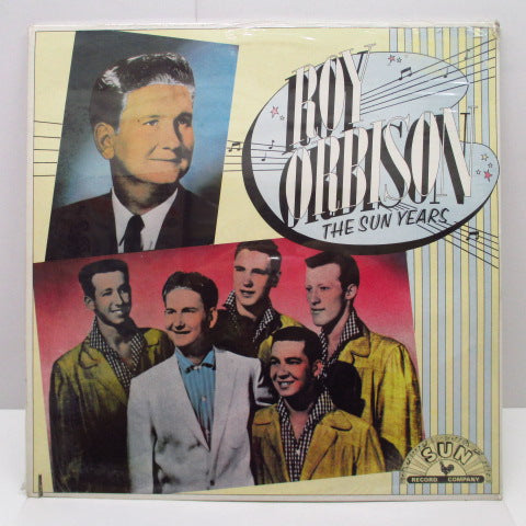 ROY ORBISON - The Sun Years (UK 2LP)