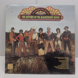 SUPREMES / FOUR TOPS - The Return Of The Magnificent Seven (CANADA:Orig./Seald!)