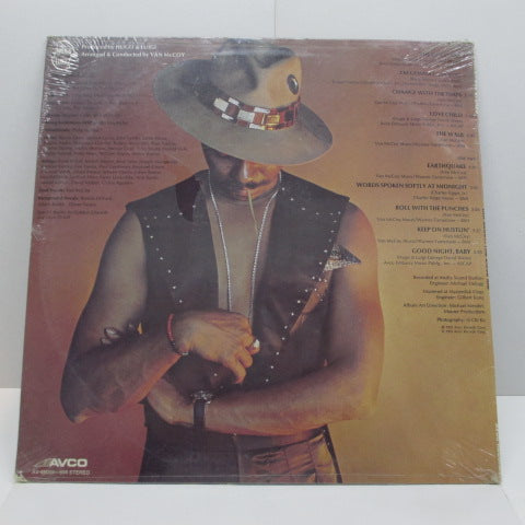 VAN McCOY - The Disco Kid (US:Orig./Seald!)