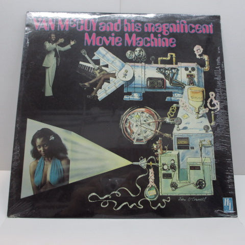 VAN McCOY - And His Magnificent Movie Machine (US/Seald!)