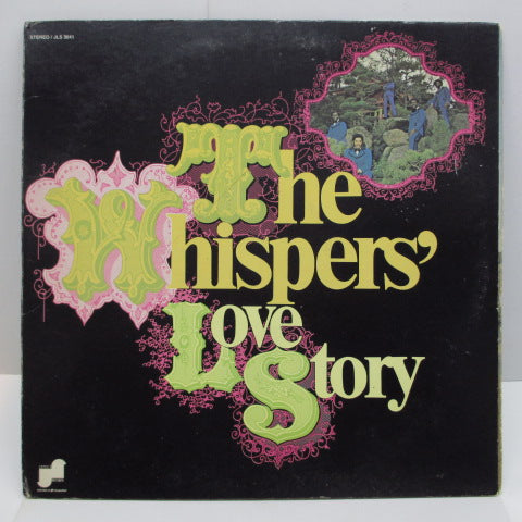 WHISPERS - The Whispers' Love Story (1st) (US:Orig.)