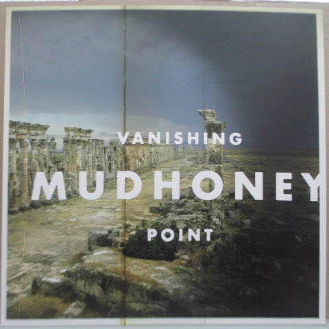 MUDHONEY - Vanishing Point (EU Orig.LP/Embossed CVR)