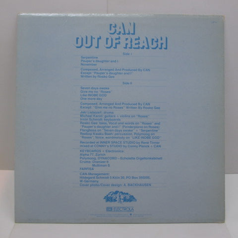 CAN - Out Of Reach (UK:Orig.)