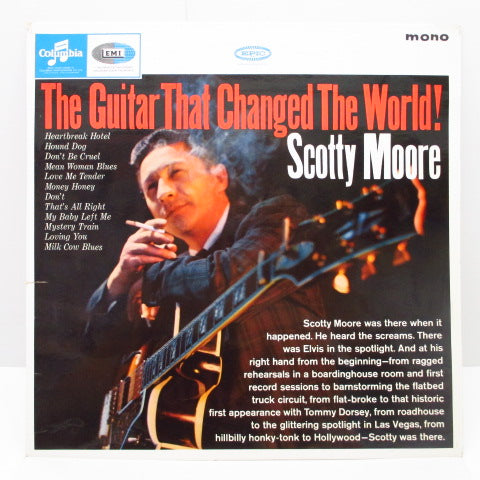 SCOTTY MOORE - The Guitar That Changed The World!(UK Orig)