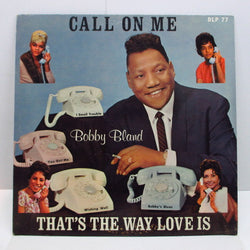 BOBBY BLAND - Call On Me (US Orig.Mono LP)