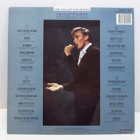 BILLY FURY - The Collection (UK Orig.2xLP)