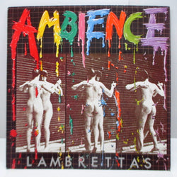 LAMBRETTAS, THE - Ambience (Dutch Orig.LP)