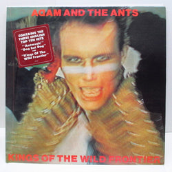 ADAM AND THE ANTS - Kings Of The Wild Frontier (US Orig.LP)