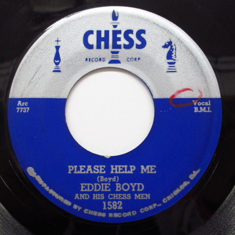 EDDIE BOYD - The Story Of Bill (Orig)