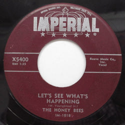 HONEY BEES - Let's See What's Happening (Orig)