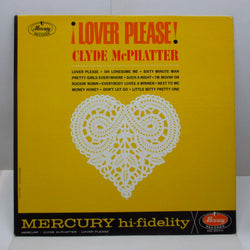CLYDE McPHATTER - Lover Please (US 60's 2nd Press MONO)
