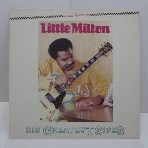 LITTLE MILTON - His Greatest Sides (US:Orig.Comp.)