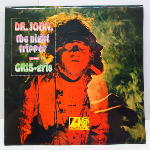 DR.JOHN - Gris-Gris (UK '72 Reissue LP/CS#2=No Made In UK Label)
