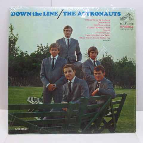ASTRONAUTS - Down The Line (US Orig.Mono LP)