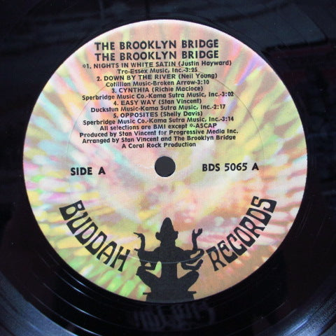 BROOKLYN BRIDGE - The Brooklyn Bridge (US Orig.Stereo LP)