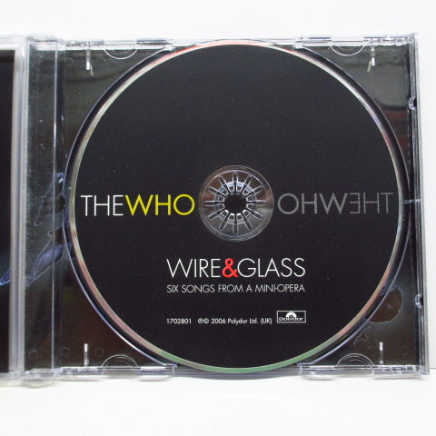 WHO - Wire & Glass (EU CDEP)