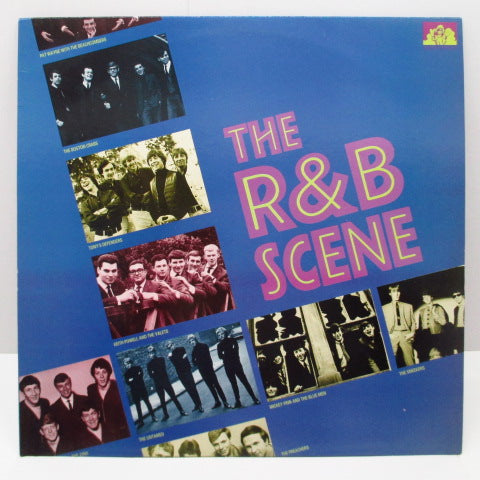 V.A. - The R&B Scene (UK Orig.LP)