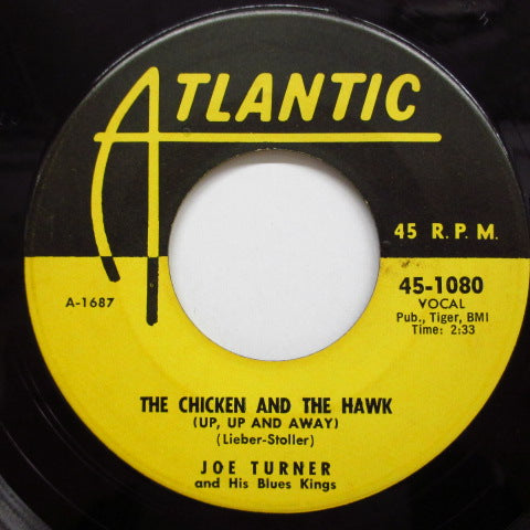 JOE TURNER - The Chicken And The Hawk (Orig.)