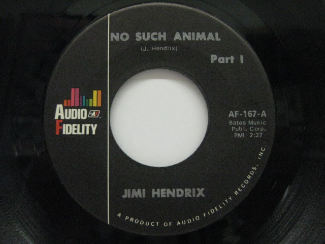 JIMI HENDRIX - No Such Animal Part 1 & 2 (US Orig)