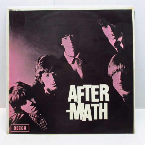 ROLLING STONES - Aftermath (UK Orig.Stereo/No Shadow CS)