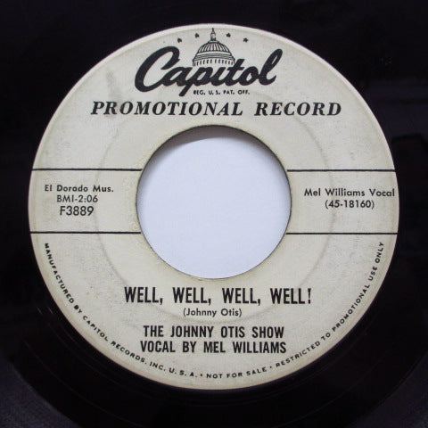JOHNNY OTIS SHOW - Well Well Well Well!