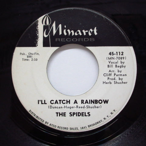 SPIDELS(SPEIDELS) - Fat Lady / I'll Catch A Rainbow