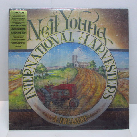 NEIL YOUNG - A Treasure (US Orig.2xLP/Seald)